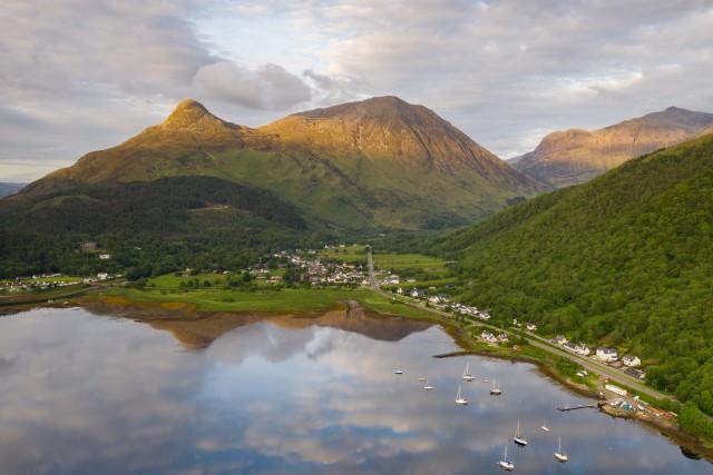 Glencoe Valley Scotland