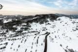 Let It Snow in Romania