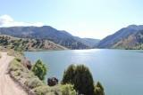 Porcupine reservoir