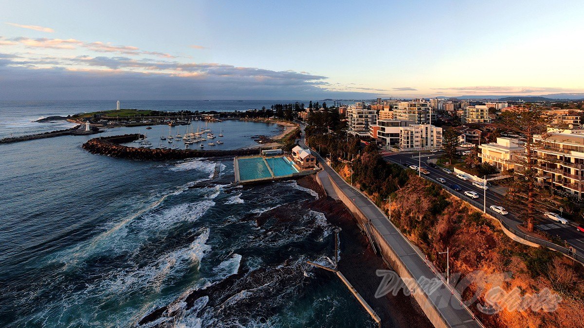 Wollongong Harbour NSW Australia