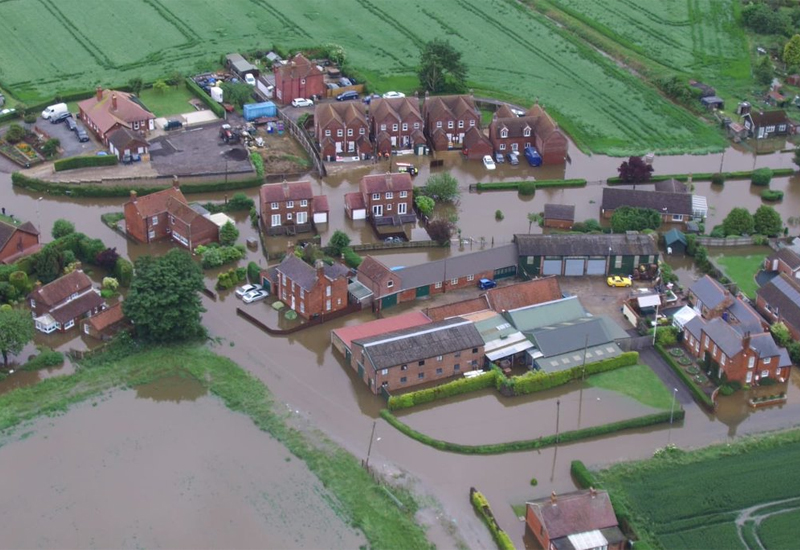 Drones assist in flood work as 'state of emergency' declared – Commercial Drone Professional