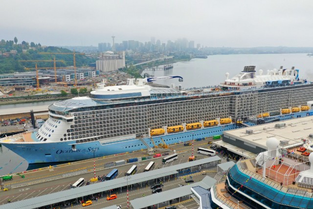 New Cruise Ship To Seattle