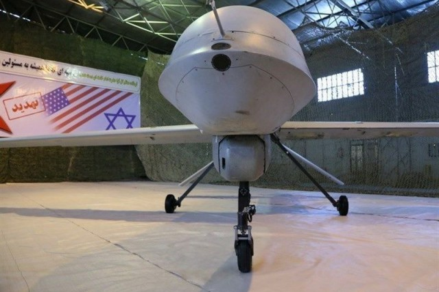 Iran rejects Trump's claim that the US Navy destroyed one of its drones – CNBC