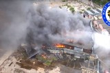 Watch: Incredible drone footage shows scale of Winson Green fire from 200ft in air – Birmingham Live