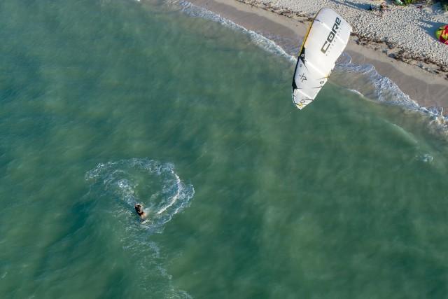 Kitesurf en Telchac