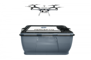 Percepto Certis partnership paves way for autonomous industrial drone solution in Singapore – Commercial Drone Professional