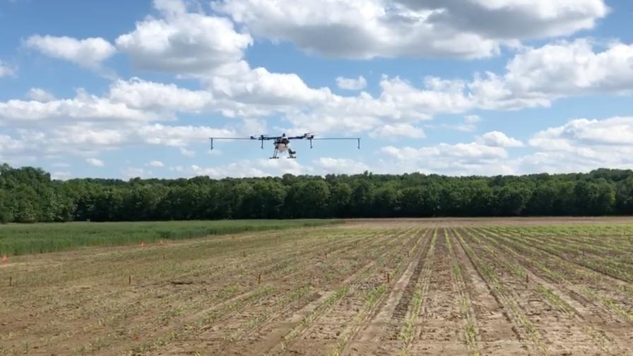 Rantizo Approved for Agricultural Drone Spraying in Iowa – CropLife