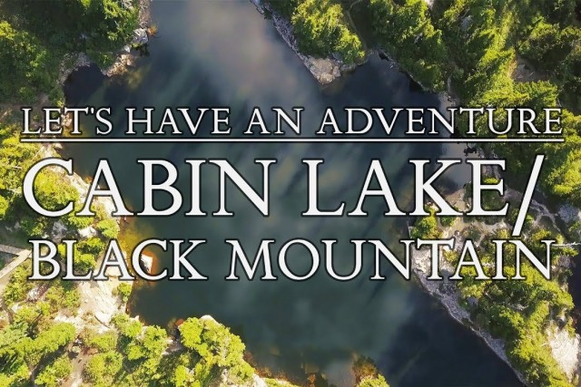 CABIN LAKE AND BLACK MOUNTAIN – West Vancouver Hiking