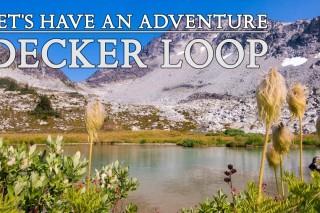 DECKER LOOP TRAIL – Whistler, BC Canada Hiking