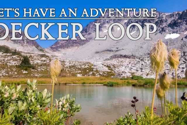 DECKER LOOP TRAIL – Whistler, BC Canada Hiking