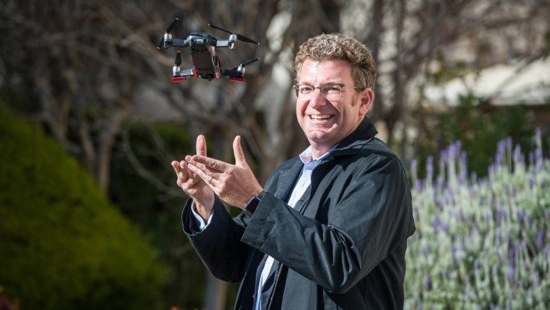 World-leading drone manufacturer's plan for safer sky – The Canberra Times
