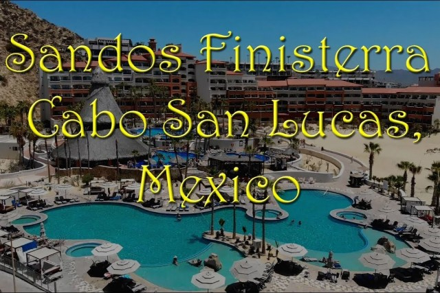 Resort Sandos Finisterra – Baja California – Mexico