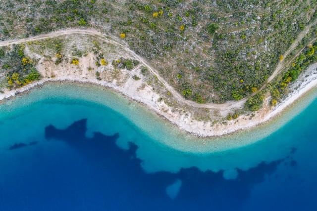 The Albanian riviera