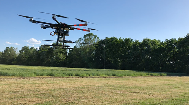 Startup Aims To Lead Drone-based Crop Applications – AgWeb