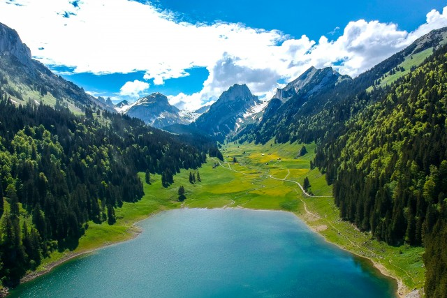 Beautiful Alps