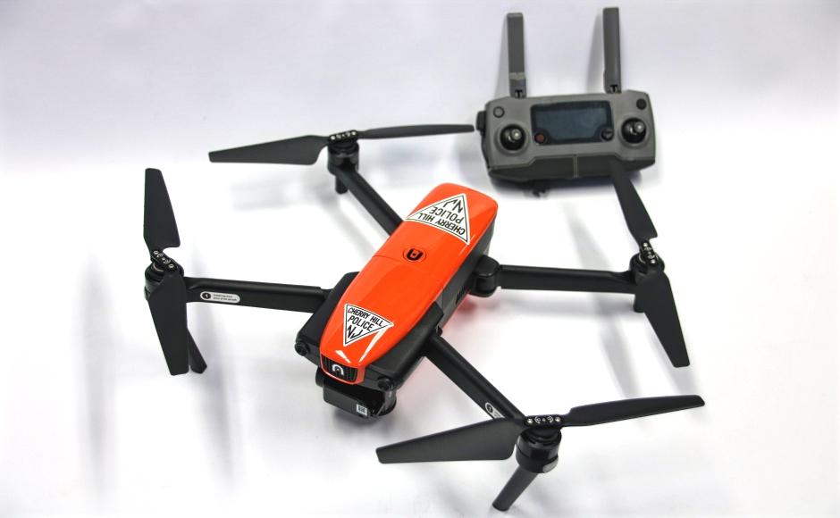 Cherry Hill Police Launch Drone Program, Officer Training – NJ Pen