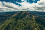 Batur hill on Bali