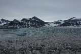 Svalbard by drone