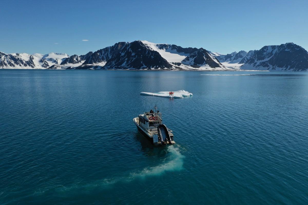 Svalbard, July 2019