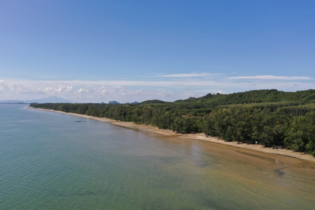 Andaman Sea by Drone