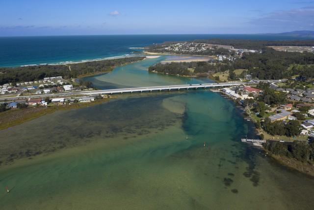 Burrill Lake, New South Wales, Australia