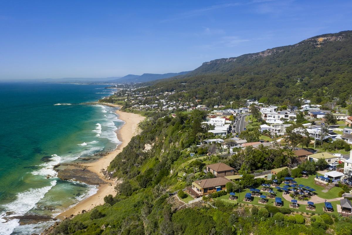 The Scarborough hotel, Illawarra Region, NSW Australia