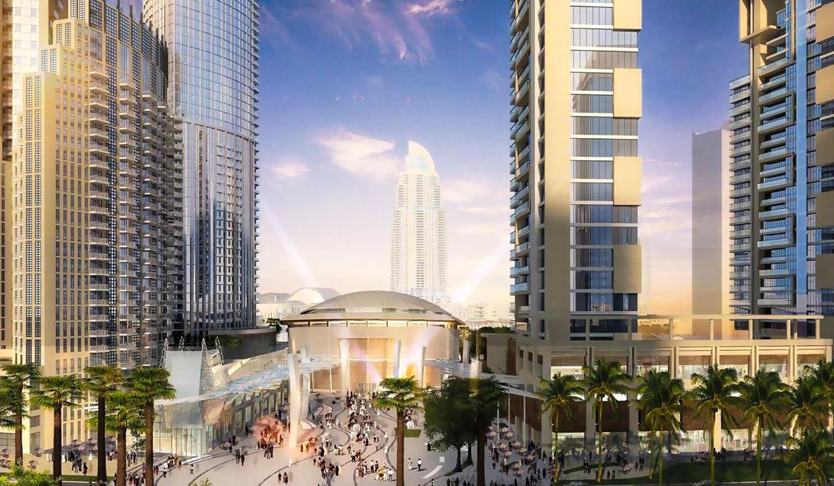Emaar Downtown Dubai