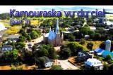 Kamouraska vu du ciel – seconde partie (Kamouraska, Qc, CANADA)
