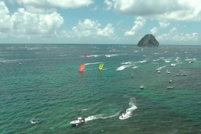 Martinique 2k19- The Power of The Mavic 2 Zoom-