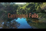 Waterfalls, Carrington and Belmore Falls Southern Highlands | 4K | Aerial Mavic 2 NSW Australia