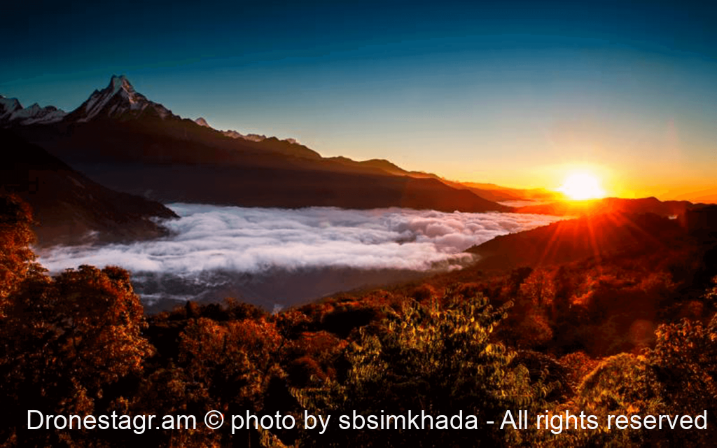 Ghorepani Poon Hill Trek, Annapurna Region, Nepal