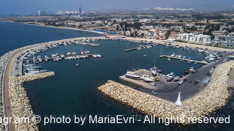 zigi harbor Cyprus