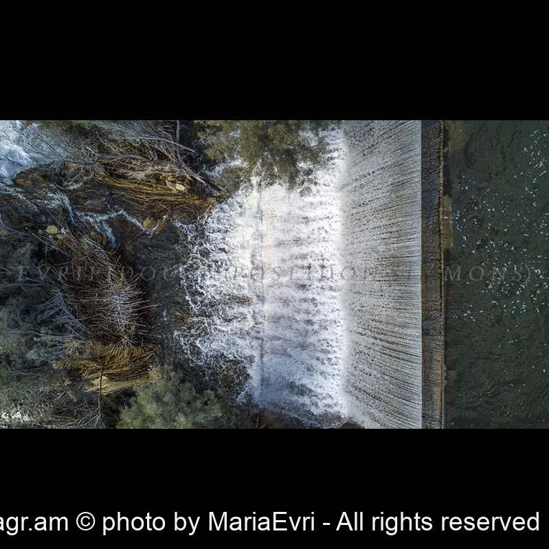 Yermasoyia dam Cyprus