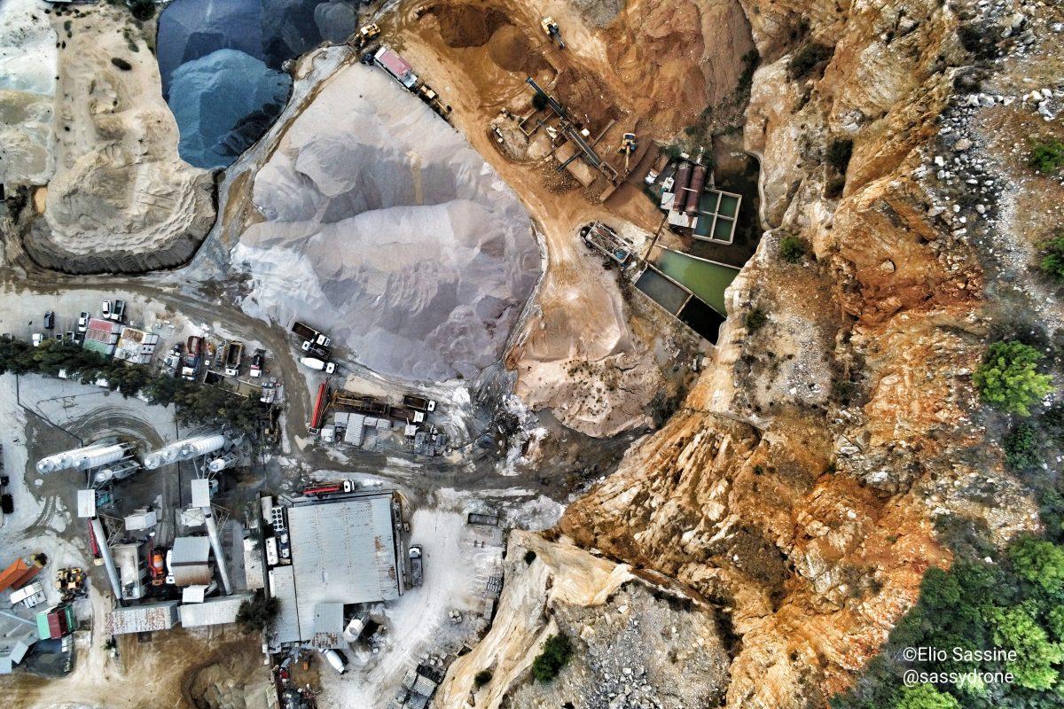 Quarries series