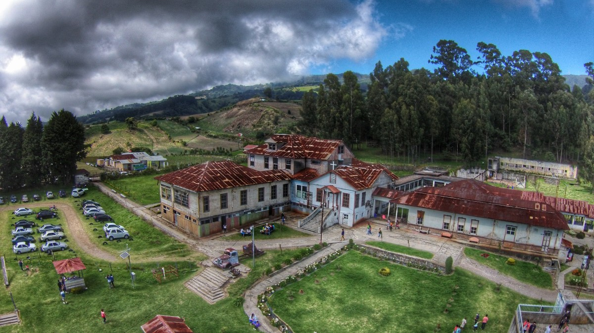 The Most Haunted Building in Costa Rica: Sanatorio Duran