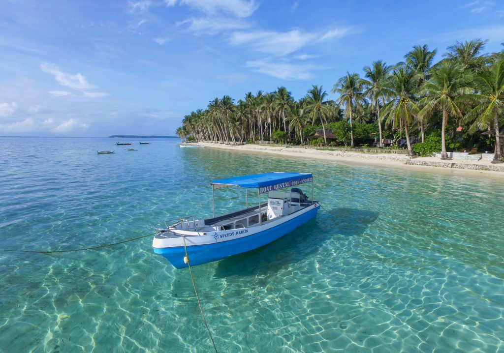 Naked Island, General Luna, Siargao Island - Picture of