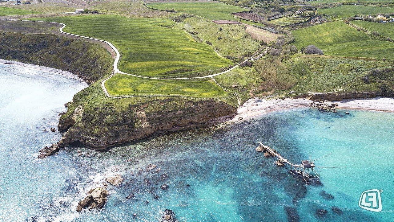 Riserva Naturale Regionale Punta Aderci Vasto CH Abruzzo