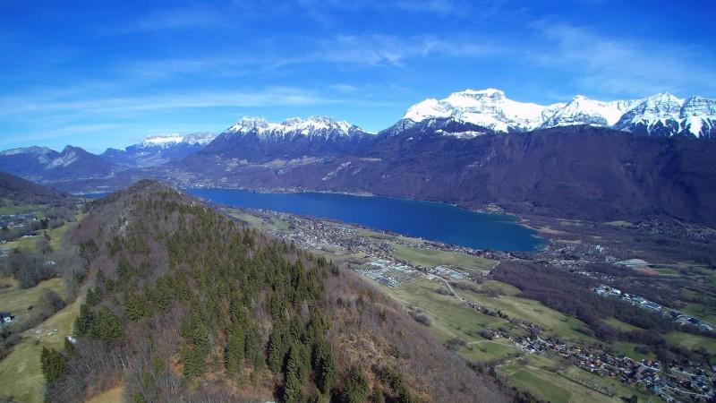 Sur les hauteurs du Lac d'Annecy