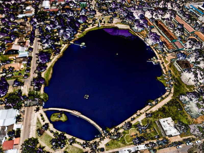 Parque de la Laguna, Itá, PARAGUAY