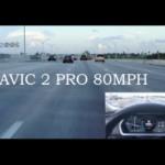 mavic 2 pro 80MPH... sort of