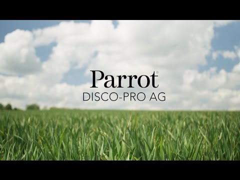 Parrot Disco-Pro AG - Official Video