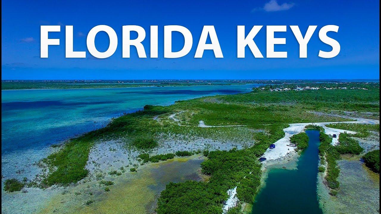 Florida Keys in 4K Drone Video