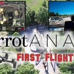Parrot Anafi 4K Drone first FlightPlan