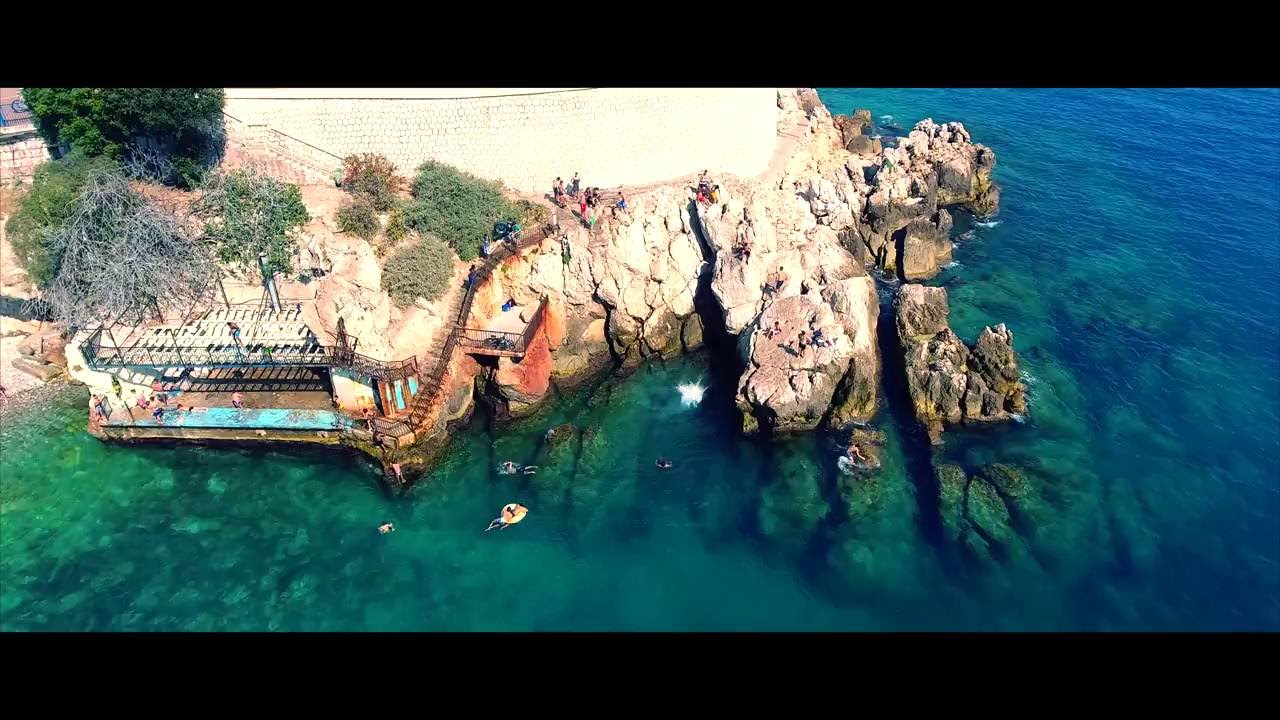 French Riviera | France | Phantom 4 | Drone 4k Footage 2016