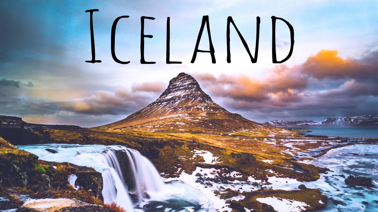 Incredible Iceland - 4K Drone Video