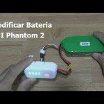 Modificar bateria DJI Phantom 2 Battery Mod