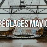 MAVIC Pro : Les MEILLEURS RÉGLAGES pour un RENDU CINÉMA
