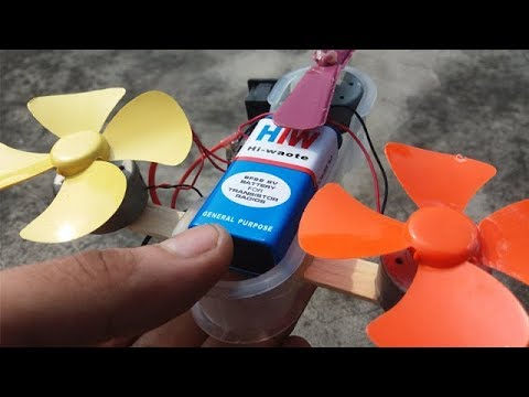 How to make Quadcopter , Drone at home funny Quadcopter  very easy