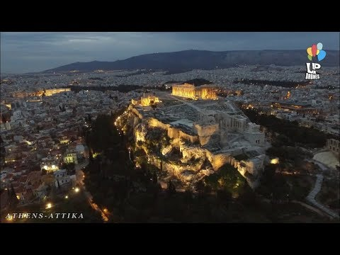 Greece from above HD. 30 minutes relaxing drone video from the most beautiful country in the world!