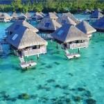 Hilton Moorea Lagoon Resort - DJI Mavic Pro Drone Video